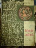 BICHMAN ELIZA, GEORGIAN LUCIA, ISTORIA ANTICA. MANUAL PENTRU CLASA A V-A (1973)