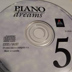 PIANO DREAMS  - CD