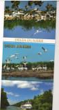 CPIB 15401 - PLIANT CU 14 CARTI POSTALE - DELTA DUNARII