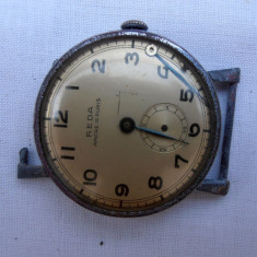 Ceas barbatesc mecanic Reda
