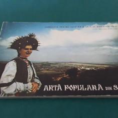 ARTA POPULARĂ DIN SĂLAJ/ VIOREL MEZEI/1969