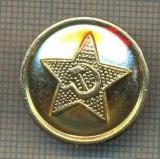 Y 1994 NASTURE METALIC -MILITAR -ARMATA SOVIETICA -GMFZ TRUD-SECERA SI CIOCANUL