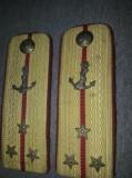 epoleti militari-nasturi/insemne arma,grade militare ofiter Inferior MARINA
