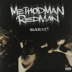 Method Manredman Blackout LP (vinyl)