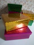 Cutie cadou, diverse culori