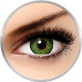 Freshlook Dimensions Sea Green - lentile de contact colorate verzi lunare - 30 purtari (2 lentile/cutie), Alcon