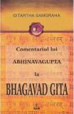Comentariul lui Abhinavagupta la Bhagavad Gita