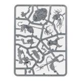 Pachet 1 Miniatura Warhammer 40k, GW, Orks Zodgrod Wortsnagga