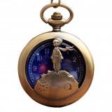 Ceas De Buzunar -micul print,gold