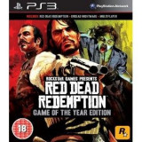 Red Dead Redemption GOTY Edition PS3, Shooting, 18+