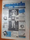 Magazin 26 octombrie 1995-art despre lady diana si claudia schiffer
