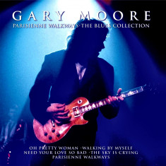 Gary Moore Parisienne Walkways The Blues Collection (cd)