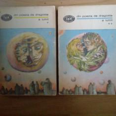 n3 Din Poezia De Dragoste A Lumii -2 volume
