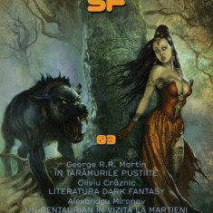 Colecția de Povestiri Științifico-Fantastice (CPSF) Anticipația Nr.3