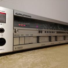 Amplificator/Tuner Stereo GRUNDIG R 7200 - RAR/Vintage/RFG/stare Perfecta