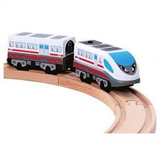 Set Locomotiva cu Vagon Loko Lolly