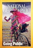 National Geographic - August 2001