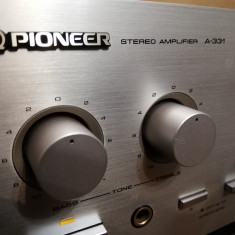 Amplificator Stereo PIONEER model A-331 - Vintage/Japan/Impecabil