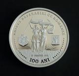 SV * Moldova 100 LEI 2018 * CENTENARUL UNIRII 1918 * BASARABIA * ARGINT    PROOF, Europa