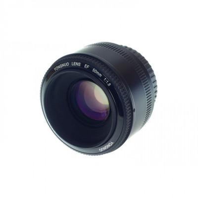 Yongnuo YN 50mm f1.8 pentru Canon EOS foto