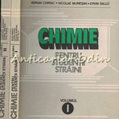 Chimie Pentru Studentii Straini I, II - Maria Rabega, Adrian Chiriac