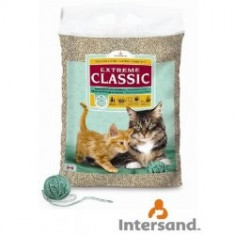 Nisip Extreme Classic Kitten & Long Hair 12 L