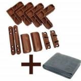 Cumpara ieftin Kit accesorii plasă tantari + plasă din fibră de sticlă