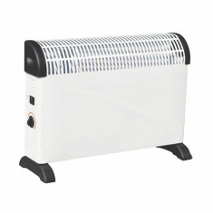 Convector electric Hausberg HB-8201, 2000 W, functie Turbo