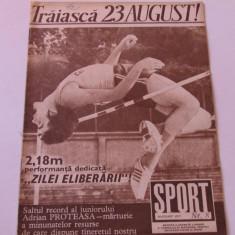 Revista SPORT-nr.8/08.1977