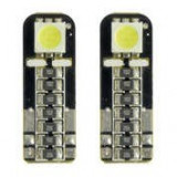 Bec Led - 1SMD 12V pozitie T10 W2,1x9,5d Canbus 2buc Carpoint - Alb dispersat ManiaMall Cars