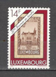Luxemburg.1991 Ziua marcii postale  SL.797, Nestampilat