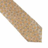 Cravata aurie paisley Harold, ONORE