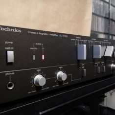 Amplificator Stereo  TECHNICS  SU-V505 - Class A - Impecabil/Vintage/Japan