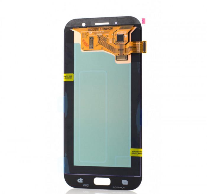 Display Samsung Galaxy A7 (2017) A720, Black, Service Pack OEM
