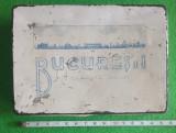 Cutie metalica tigarete, Bucuresti, perioada regalista