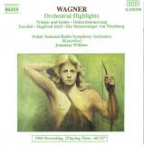 CD Wagner – Orchestral Highlights, original