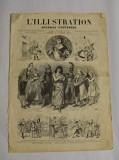 Revista L'ILLUSTRATION Journal Universel - 3 februarie 1877