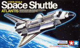 1:100 Space Shuttle Atlantis - 1 figure and stand 1:100