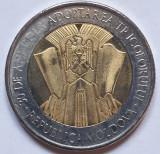 Monedă 10 Lei 2020 Moldova, unc, 30 ani de la Adoptarea Tricoloruluia, Europa