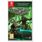 Warhammer 40000 Mechanicus Nintendo Switch