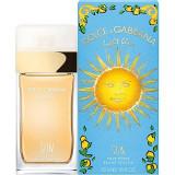 Dolce & Gabbana Light Blue Sun Eau de Toilette femei 50 ml