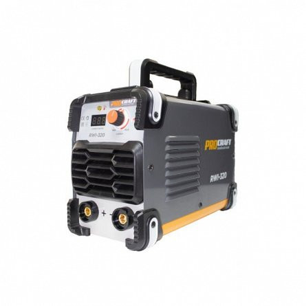 Invertor sudura ProCraft RWI 320, Profesional, Heavy Duty,