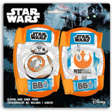 Set protectie Cotiere Genunchiere Star Wars Seven SV9038
