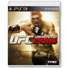 UFC Undisputed 2010 PS3