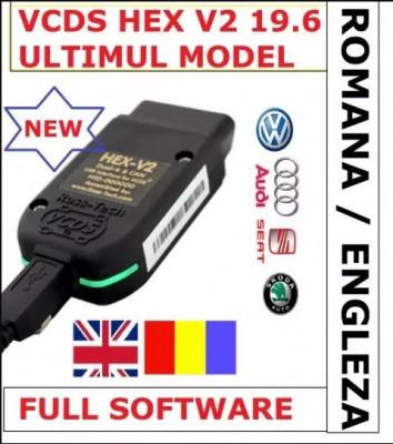 VCDS VAG COM 20..4.1 Romana-Engleza VW AUDI SKODA SEAT foto