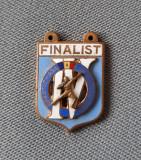 Insigna Spartachiada tineretului 1959 - Finalist | arhiva Okazii.ro