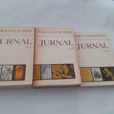 GALA GALACTION JURNAL  3 VOL   **RF7/4