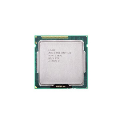 Procesor Intel Pentium G620 2.6GHz Dual Core, Cache 3MB, Socket LGA1155, Sandy Bridge foto