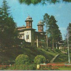CPIB 15245 - CARTE POSTALA - SLANIC MOLDOVA