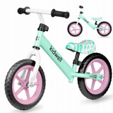 Cumpara ieftin Bicicleta copii fara pedale Kidwell Rebel Mint
